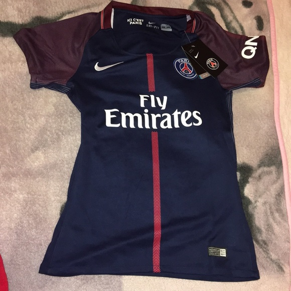 low priced e1e47 907fc PSG Neymar Jr Women Small Jersey